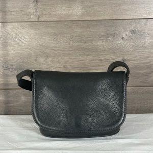 Coach Sonoma 4919 Black Leather Shoulder Bag